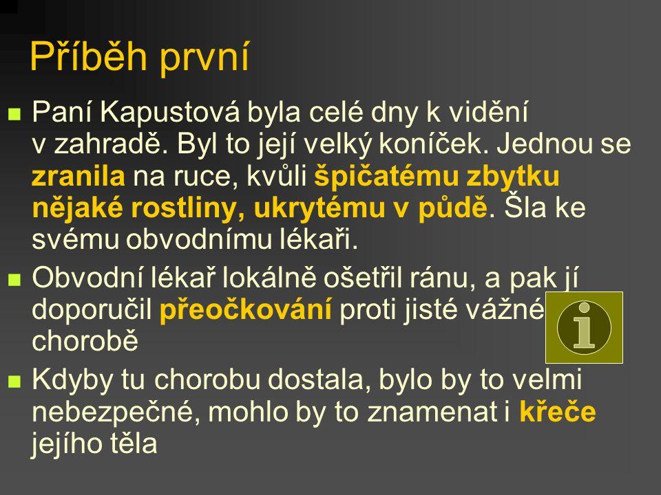 Viníkem je tentokrát Clostridium perfringens, jeden z původců plynaté sněti (spolu s C.