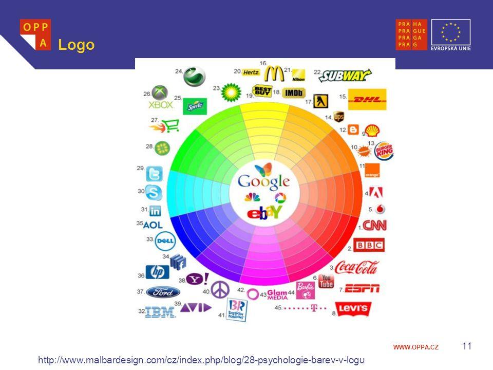 WWW.OPPA.CZ Logo 11 http://www.malbardesign.com/cz/index.php/blog/28-psychologie-barev-v-logu