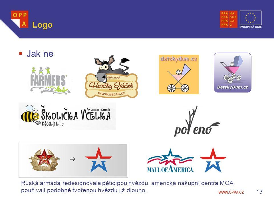 WWW.OPPA.CZ Logo  Jak ne 13 Ruská armáda redesignovala pěticípou hvězdu, americká nákupní centra MOA používají podobně tvořenou hvězdu již dlouho.