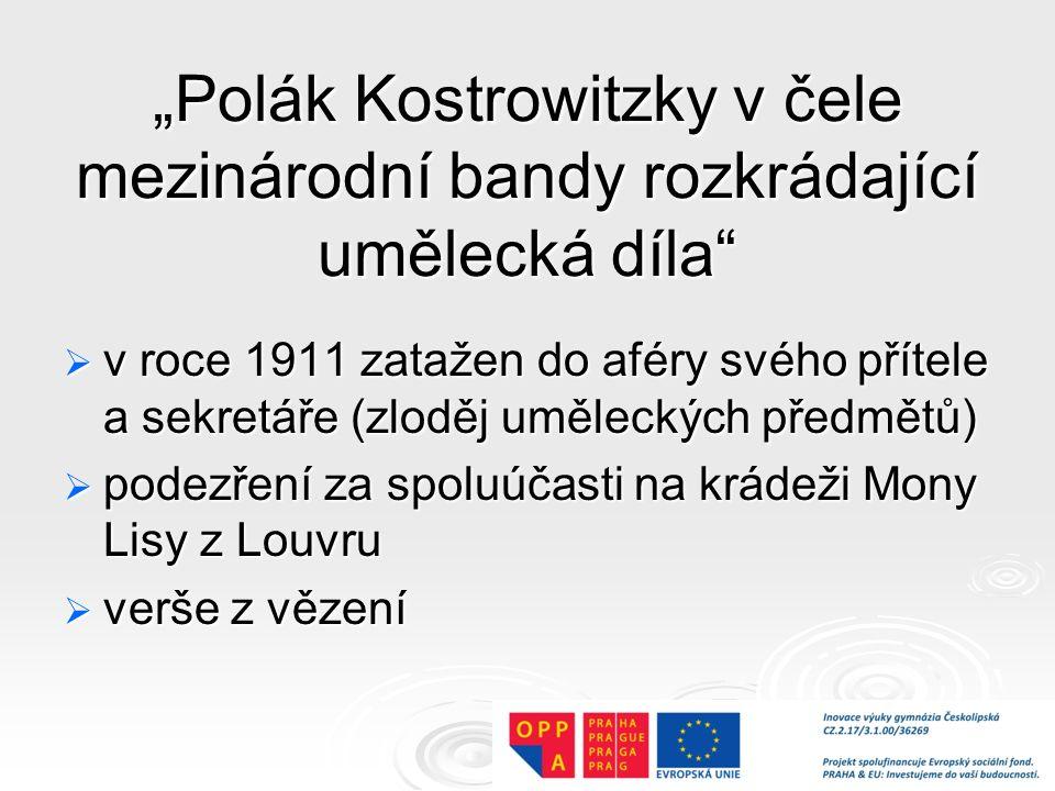 Marinetti, F. T.: Osvobozená slova, Praha 1922.