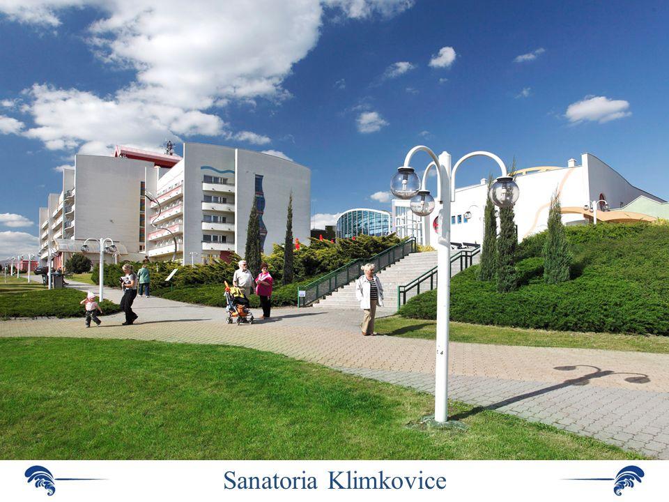 Sanatoria Klimkovice