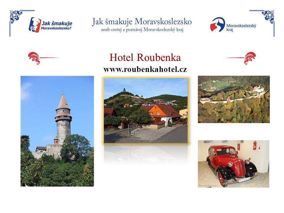 Hotel Roubenka www.roubenkahotel.cz