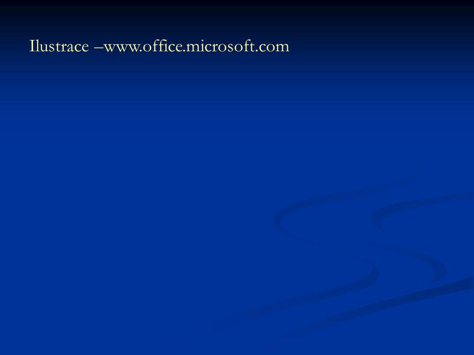 Ilustrace –www.office.microsoft.com