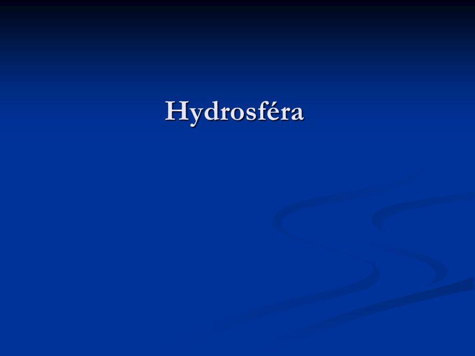 Hydrosféra