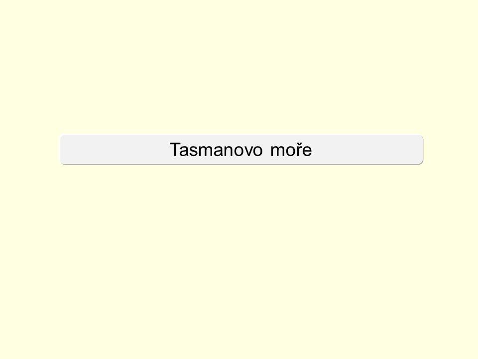 Tasmanovo moře