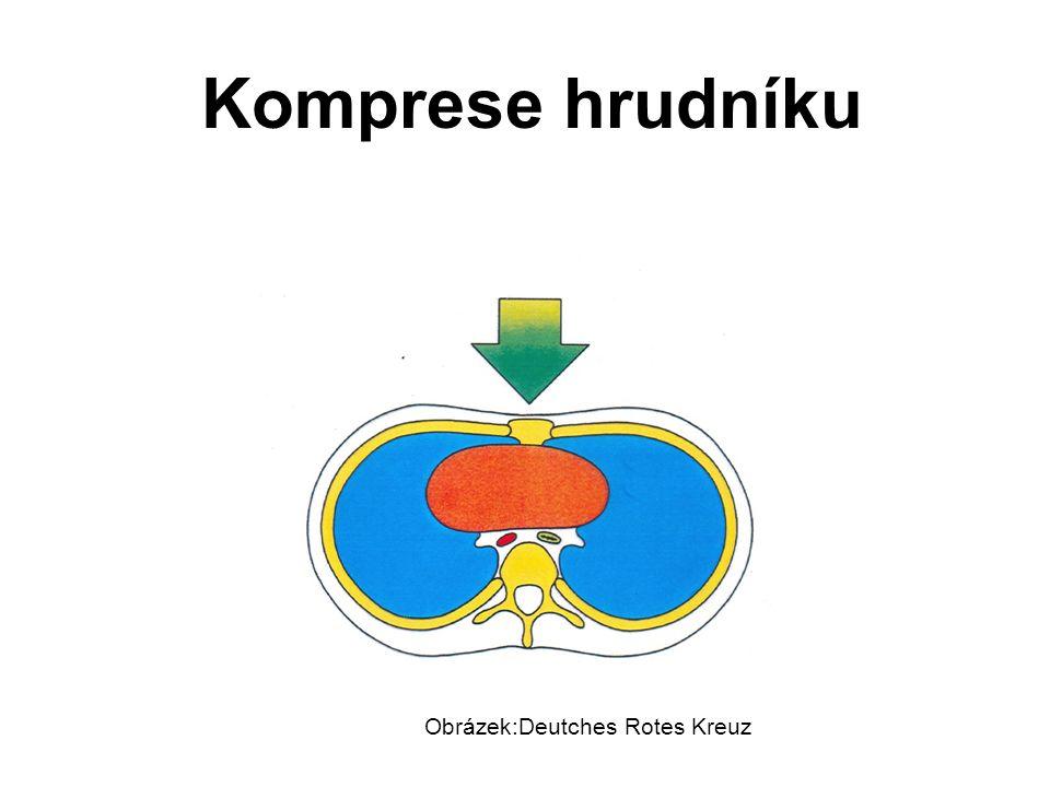 Obrázek:Deutches Rotes Kreuz Komprese hrudníku