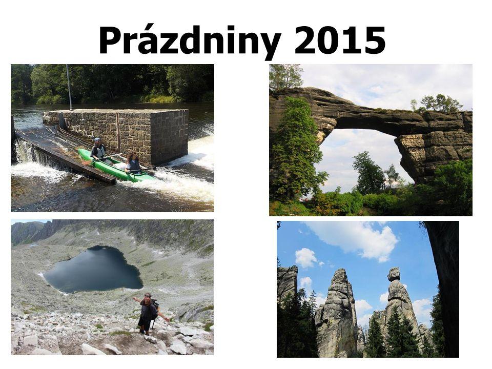 Prázdniny 2015