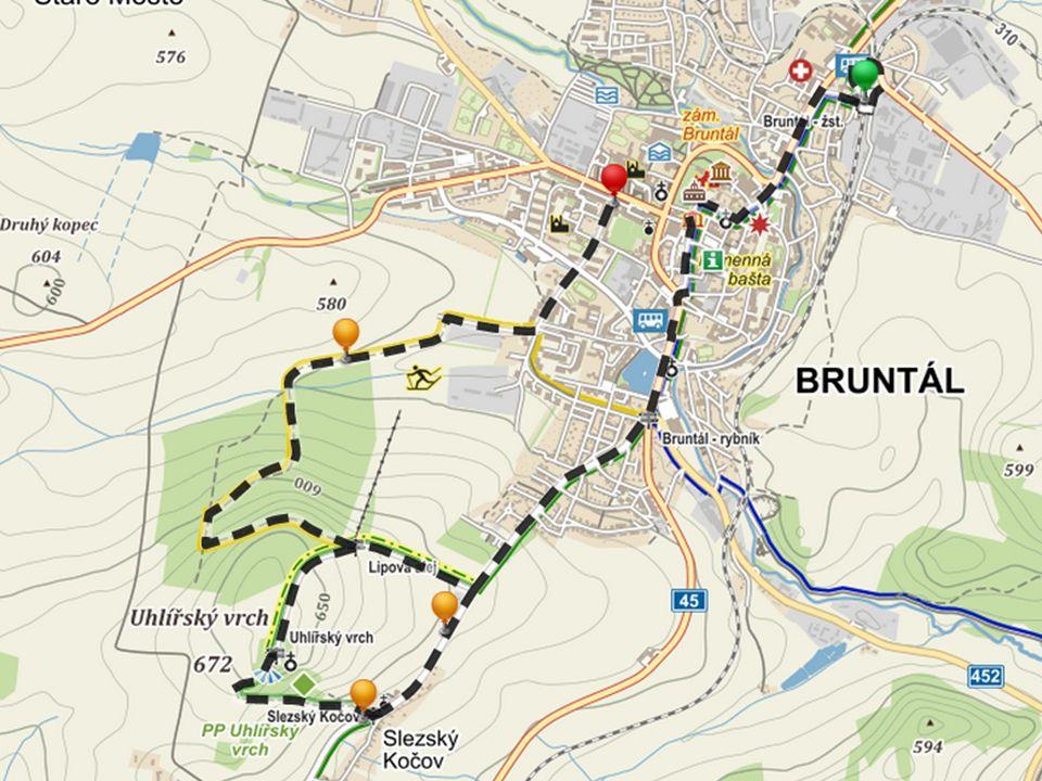 1.etapa 1.8.– příjezd, Ostaš (11 km, přev. 400 m) 2.etapa 2.8.