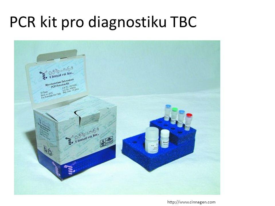 PCR kit pro diagnostiku TBC http://www.cinnagen.com