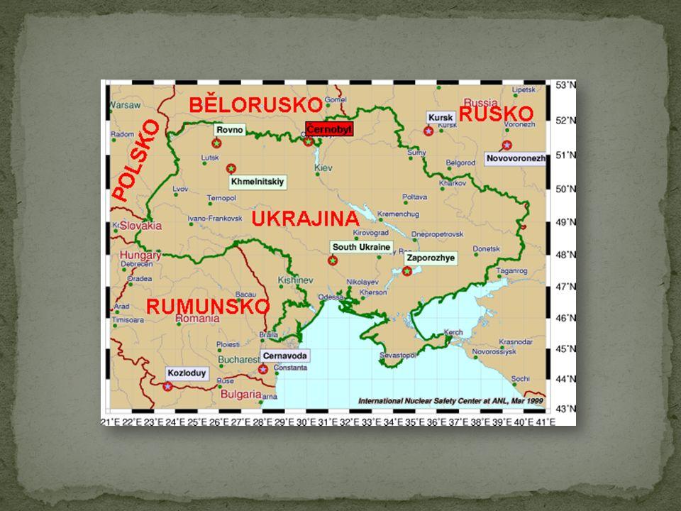 Černobylská havárie se stala 26.dubna 1986 v jaderné elektrárně.