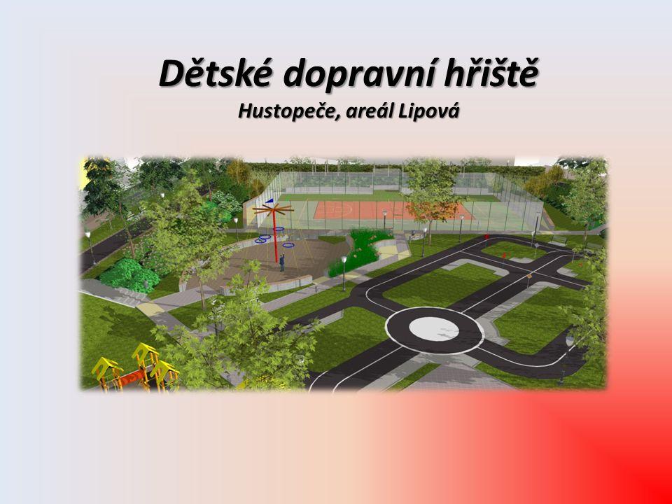 Dětské dopravní hřiště Hustopeče, areál Lipová gj