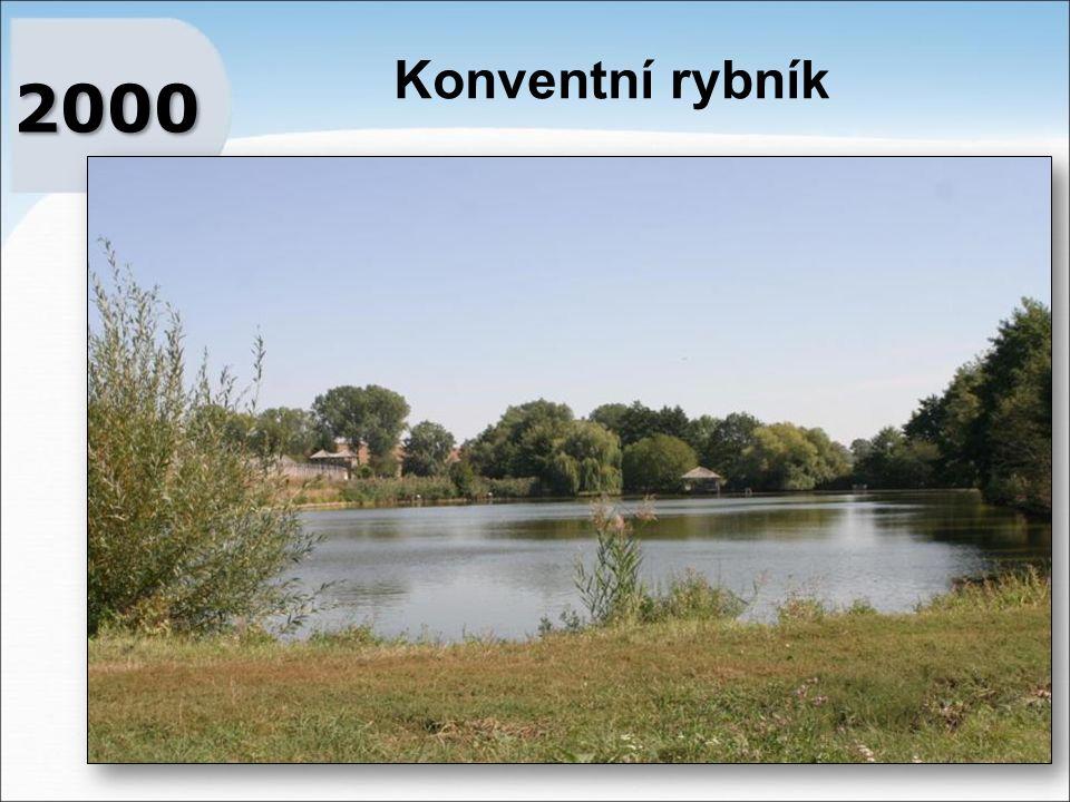 Konventní rybník 2000