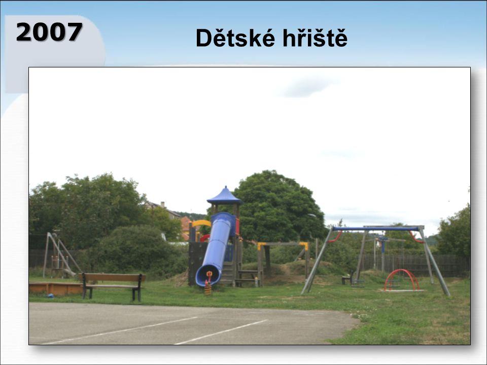 Dětské hřiště 2007 2007