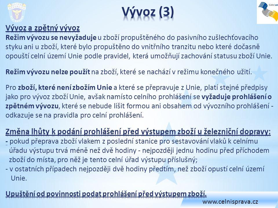 www.celnisprava.cz