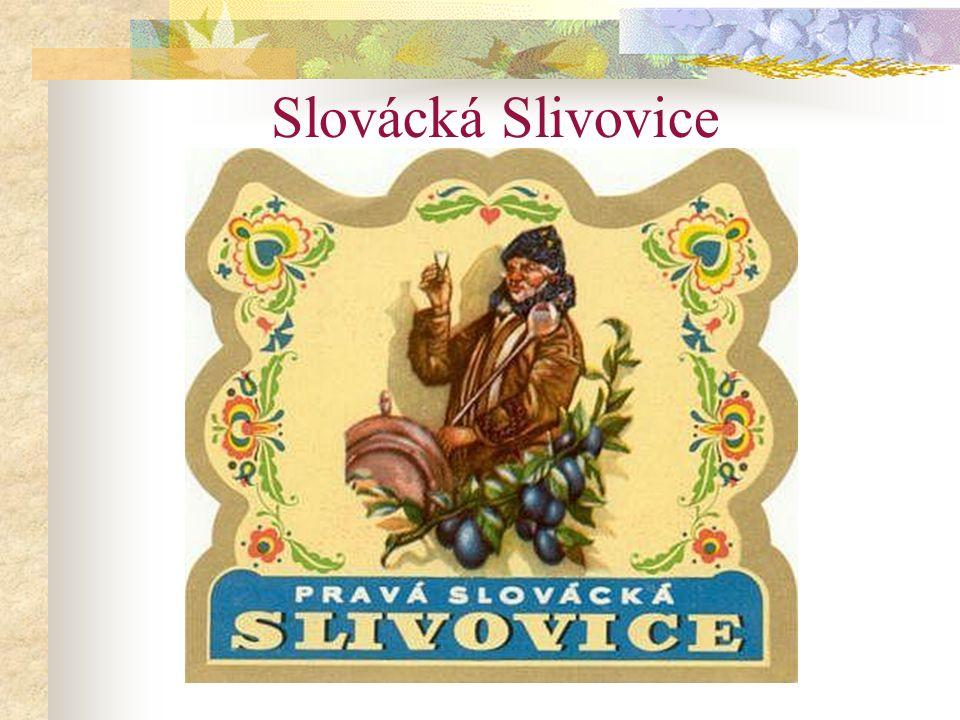 Slovácká Slivovice