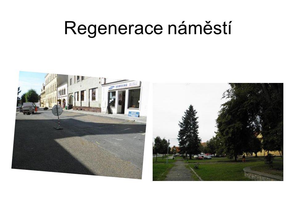 Regenerace náměstí
