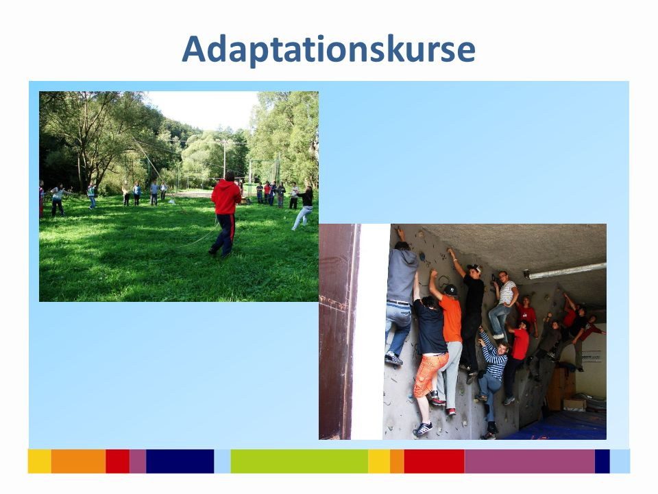 Adaptationskurse