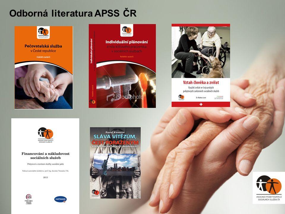 www.apsscr.cz www.tyden-socialnich-sluzeb.cz www.registrodborniku.cz www.znackakvality.info www.institutvzdelavani.cz www.profesnisvaz.cz www.stastne-stari.cz www.pecovatelky.info www.socialnisluzby.eu