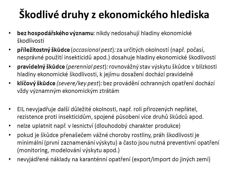 Odkazy Rostlinolékařský portál, http://eagri.cz/public/app/srs_pub/fytoportal/public/#ior http://eagri.cz/public/app/srs_pub/fytoportal/public/#ior European and Mediterranean Plant Protection Organization (EPPO), http://www.eppo.int/http://www.eppo.int/ Invasive Species Compendium, http://www.cabi.org/isc/http://www.cabi.org/isc/ Šefrová H.