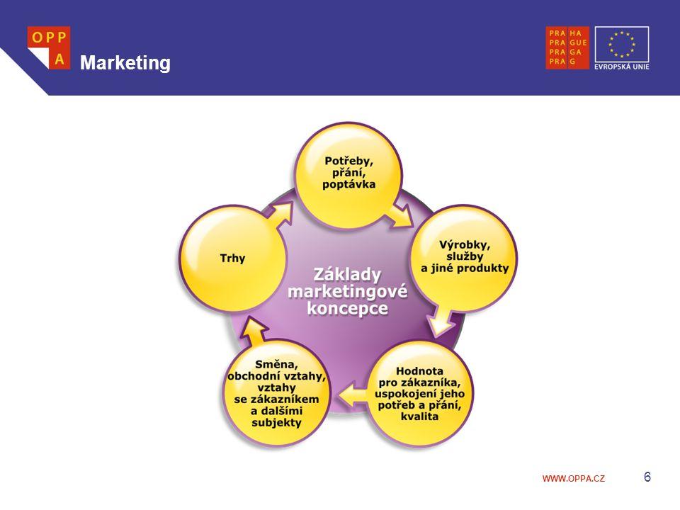 WWW.OPPA.CZ Marketing 6