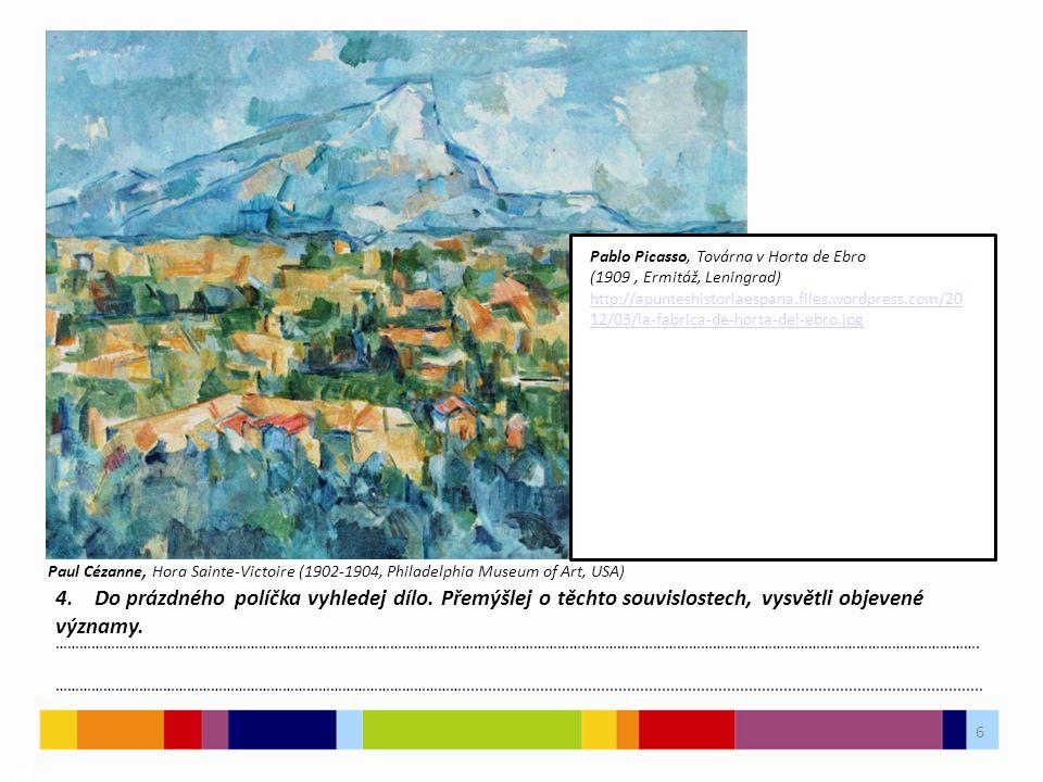 7 03 http://artpedia.tumblr.com/post/24126154275/ronulicny- grey-tree-1912-by-piet-mondrian Vyhledej obrázek, který je těmto dílům podobný.