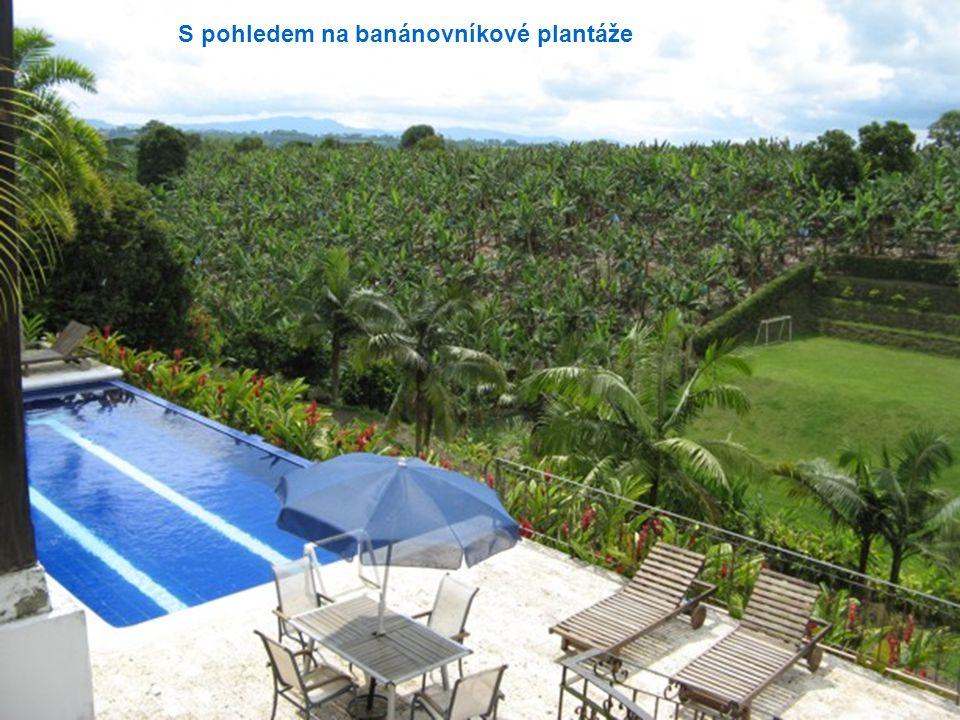 A konečně...hotel, bývalá hacienda