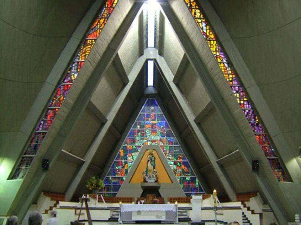 A moderní kostel