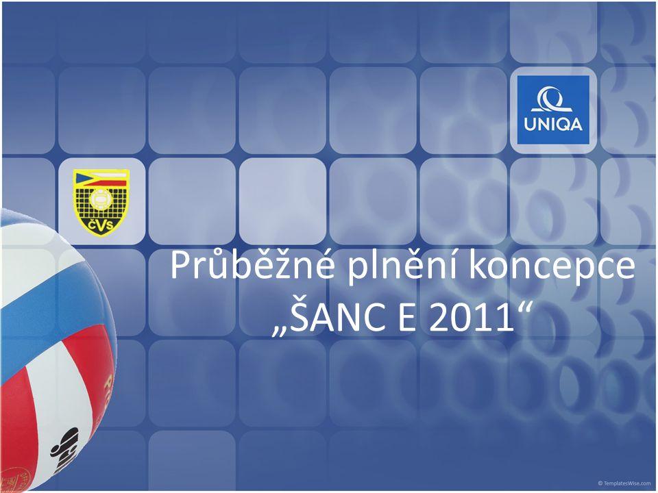 """Průběžné plnění koncepce """"ŠANC E 2011"""""""