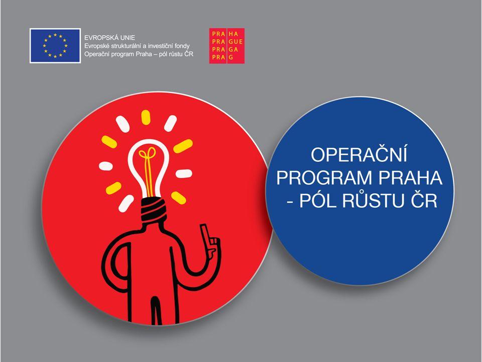 Operační program Praha – pól růstu ČR Zahajovací konference OP PPR ČR Mgr.