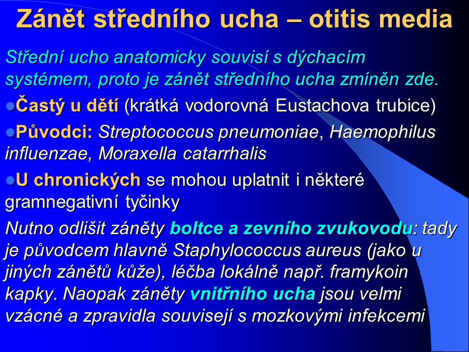 Otitis media http://www.medem.com/MedLB/articl e_detaillb.cfm?article_ID=ZZZPMV6 D1AC&sub_cat=544