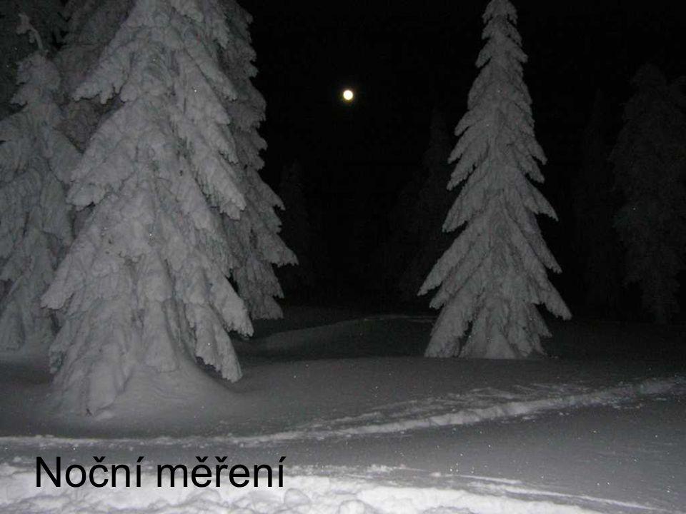 Noční měření