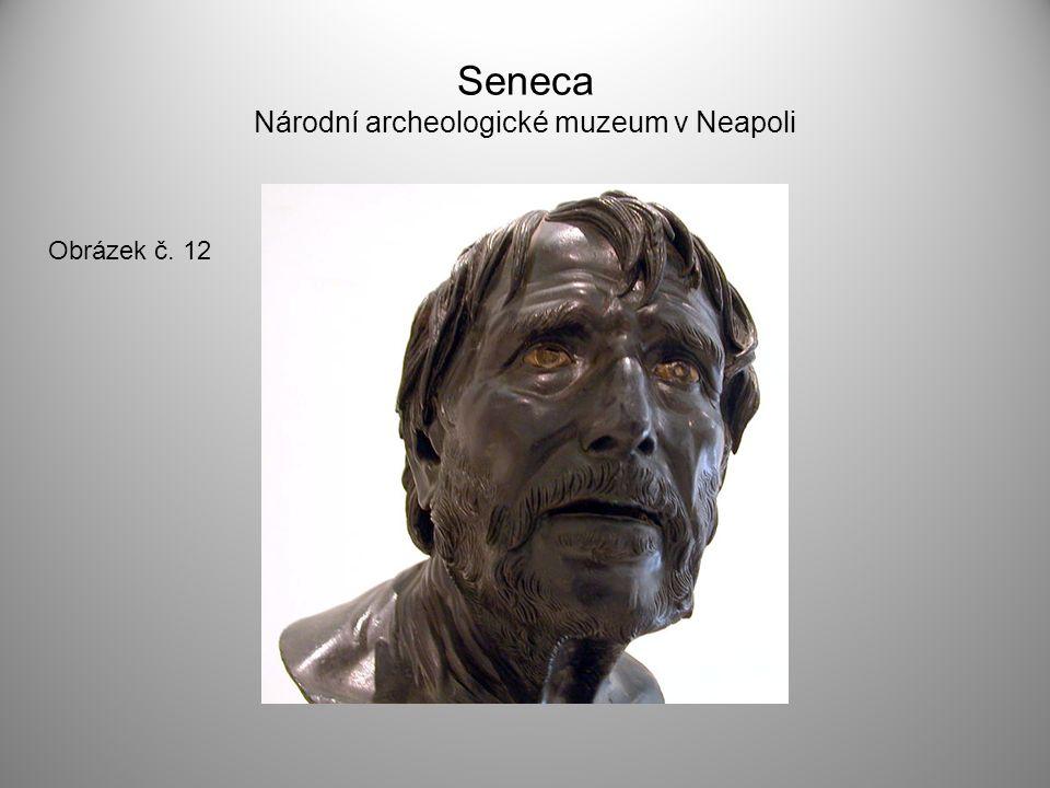 Seneca Národní archeologické muzeum v Neapoli Obrázek č. 12
