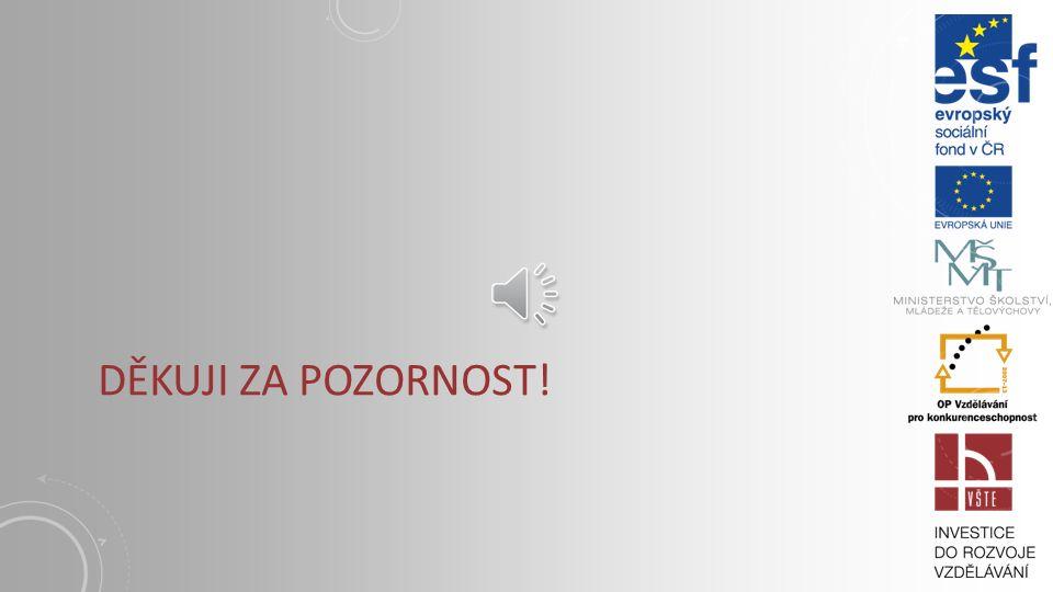 Základní literatura: RYNEŠ, P. Podvojné účetnictví a účetní závěrka: průvodce podvojným účetnictví 2014. 14. vyd. Olomouc: Anag, spol. s r.o., 2014. 1