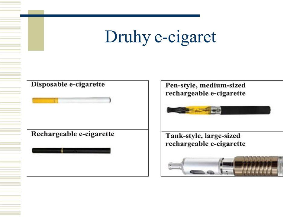 """""""TANK SYSTÉM  Tekutý nikotin a přísady jsou nakapány na zahřívací baterii => zvýšení voltáže (např."""