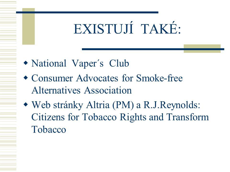 """E-cigarety na You Tube  196 video snímků: 94 % PRO 4 % NEUTRALNÍ 2 % PROTI PRO: 84,3 % s web kontaktem na nákup 71,4 % s tvrzením """"jsou zdravější VÍCE SHLÉDNUTÍ """"PRO SNÍMKŮ"""