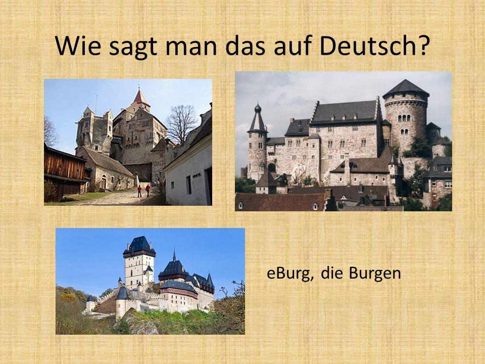 eBurg, die Burgen