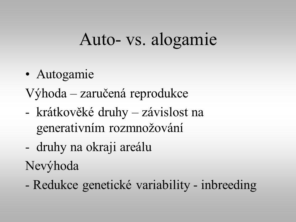 Auto- vs.
