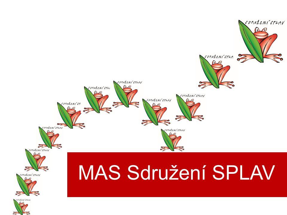"""MAS Sdružení SPLAV pakt spolupráce """"My, zástupci obcí v MAS Sdružení SPLAV, tímto deklarujeme, že budeme spolupracovat na obnově a rozvoji svého regionu."""