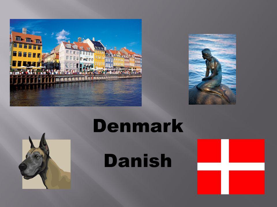 Denmark Danish