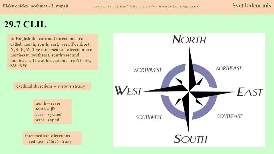 29.8 Test znalostí Správné odpovědi: 1.c 2.b 3.a 4.d Test na známku Elektronická učebnice - I.
