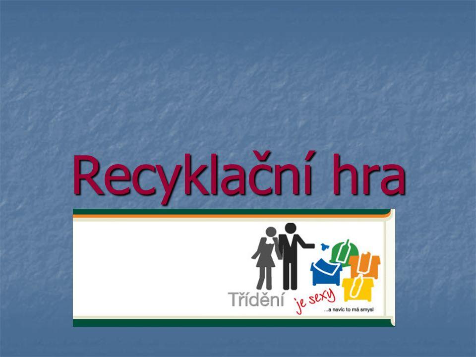 Recyklační hra