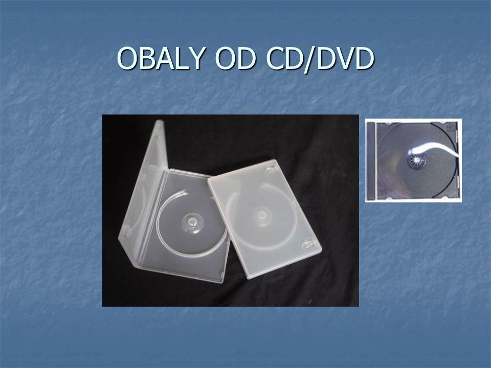 OBALY OD CD/DVD