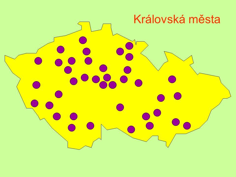Horní města