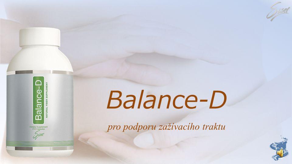 Balance-D pro podporu zažívacího traktu
