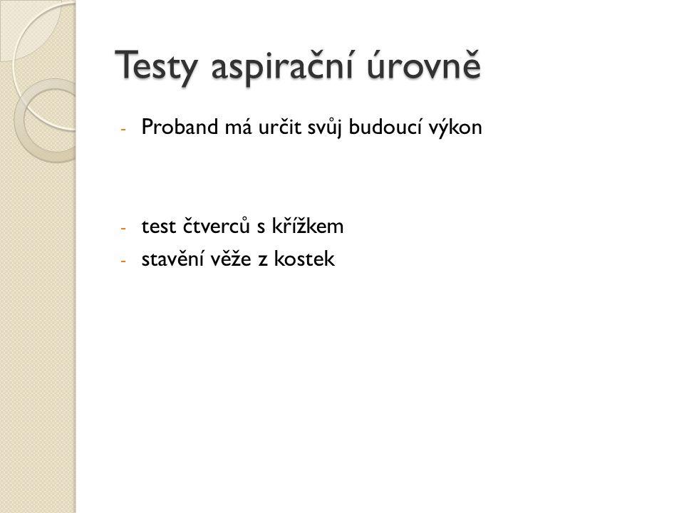 Vyhodnocovanie pomocou http://www.sociometrie.cz