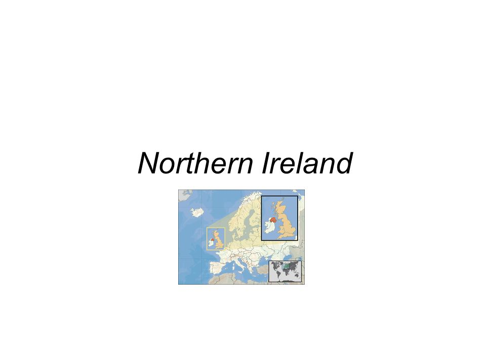 compared with the rest of the United Kingdom - the economy of Northern Ireland has long suffered agriculture historically played an important part in the economy of Northern Ireland - its significance has declined greatly over recent decades