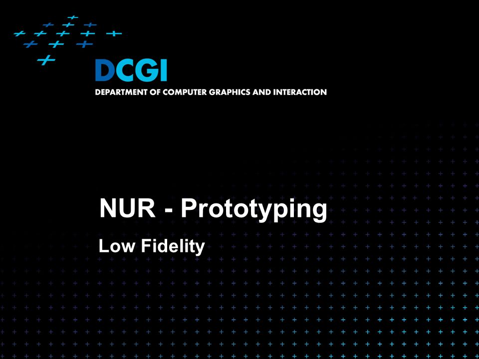 NUR - Prototyping (low fidelity) (31) Load visualization – animation control Variant A Variant B Variant C