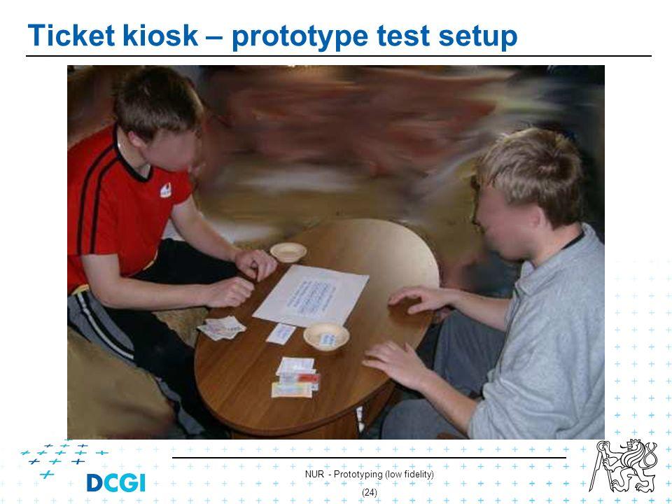 NUR - Prototyping (low fidelity) (23) Ticket kiosk – prototype