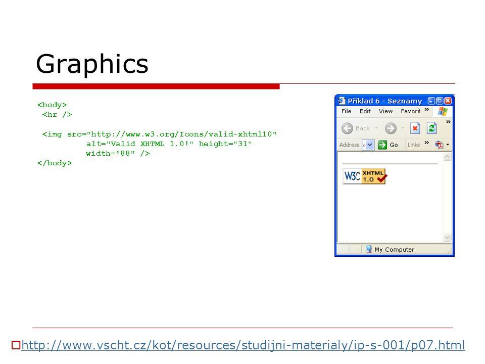 Graphics <img src=