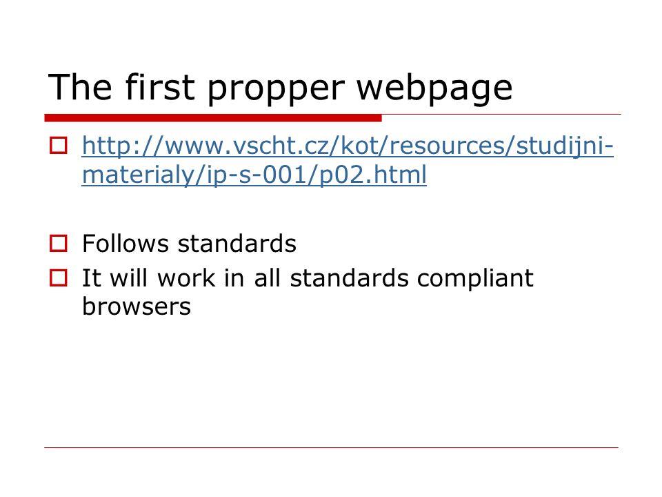 Formatting zdůrazněný text silně tištěný text tučný text kurzíva text dolní index text horní index zdrojové texty se zobrazují neproporcionálním písmem Obsah se zobrazí neproporcionálním písmem přesně tak, jak je v dokumentu zapsán, včetně formátovacích znaků ABC 123 456  http://www.vscht.cz/kot/resources/studijni-materialy/ip-s-001/p05.html http://www.vscht.cz/kot/resources/studijni-materialy/ip-s-001/p05.html